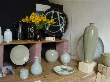 Rosudgeon Pottery Showroom