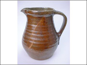 St Ives Pottery - William Marshall Jug