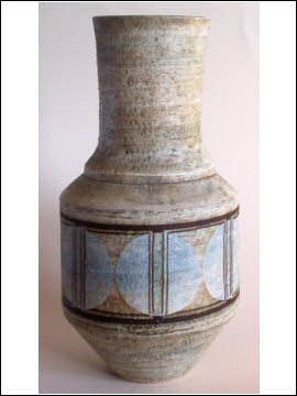 Troika Pottery - Urn - Honor Curtis