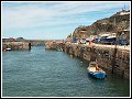 Portreath Harbour, Cornwall